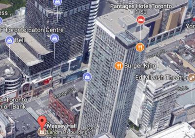Eaton Centre Area, 2 Condos