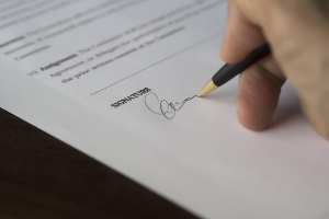 Barry can help you understand legal and financial documents in real estate